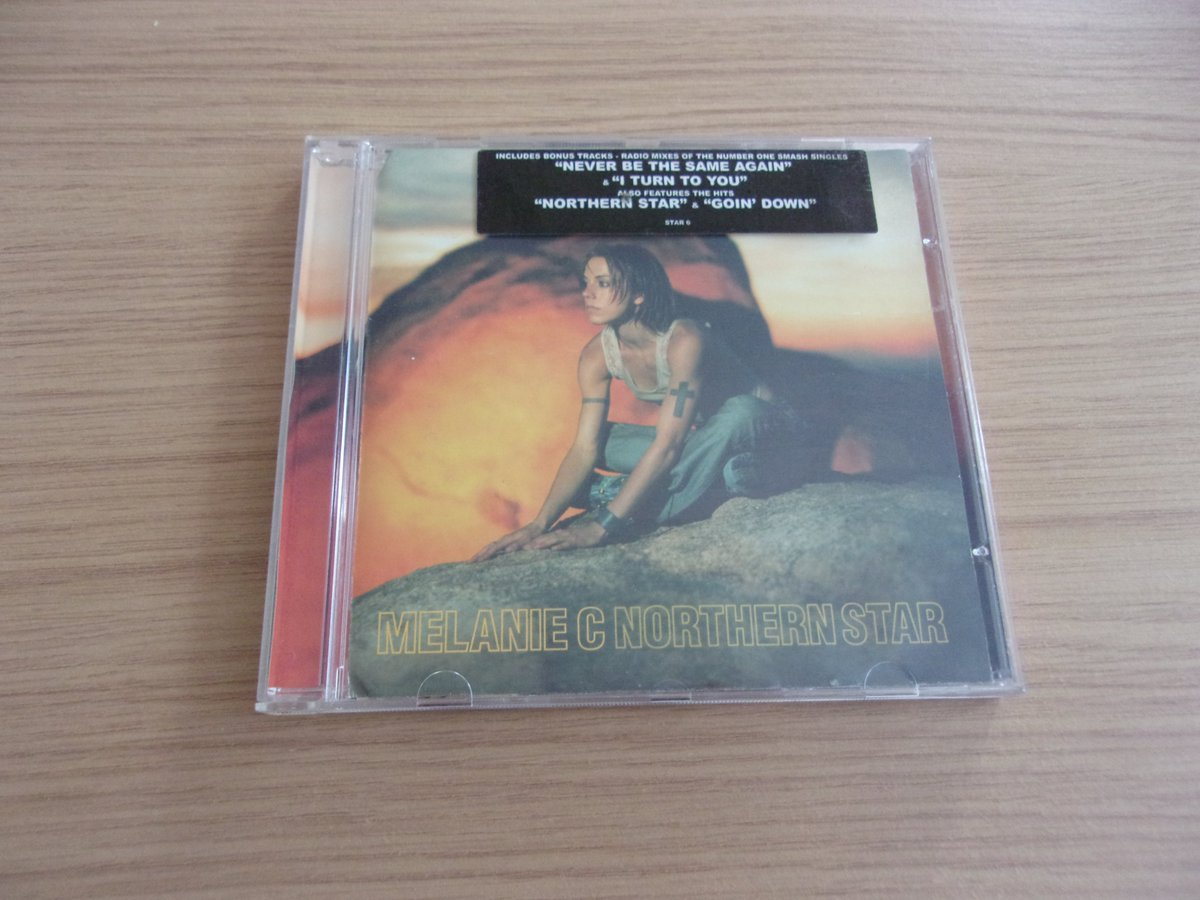 Melanie C Northern Star CD, 99p, what a bargain! https://t.co/CzIUNGxm8I #ebay #uk #music #cd #melaniec #spicegirls https://t.co/yYsNqhVvqq