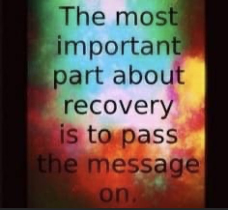 #detox #recovery #sober #change #addiction #alcoholrecovery #keeppushing #addictiontreatment #recoveryrock #recoverywarrior https://t.co/sAxozmKLHz 1-866-255-3350 https://t.co/pXpIVWKHWJ