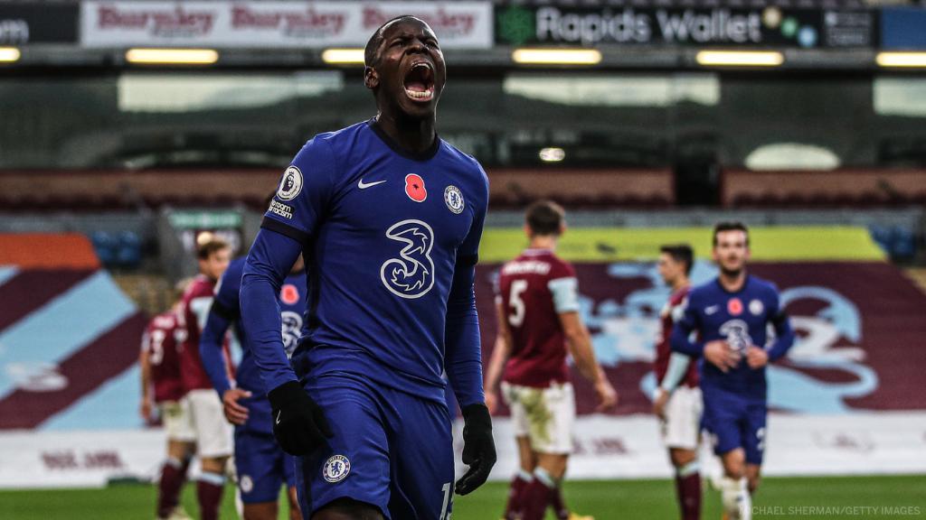 Goals scored in the Premier League this season:  Zouma - 3 Rashford - 2 Aubameyang - 1 Firmino - 1 https://t.co/ojGLEv9pl1