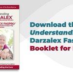 Image for the Tweet beginning: Download the New Understanding Darzalex