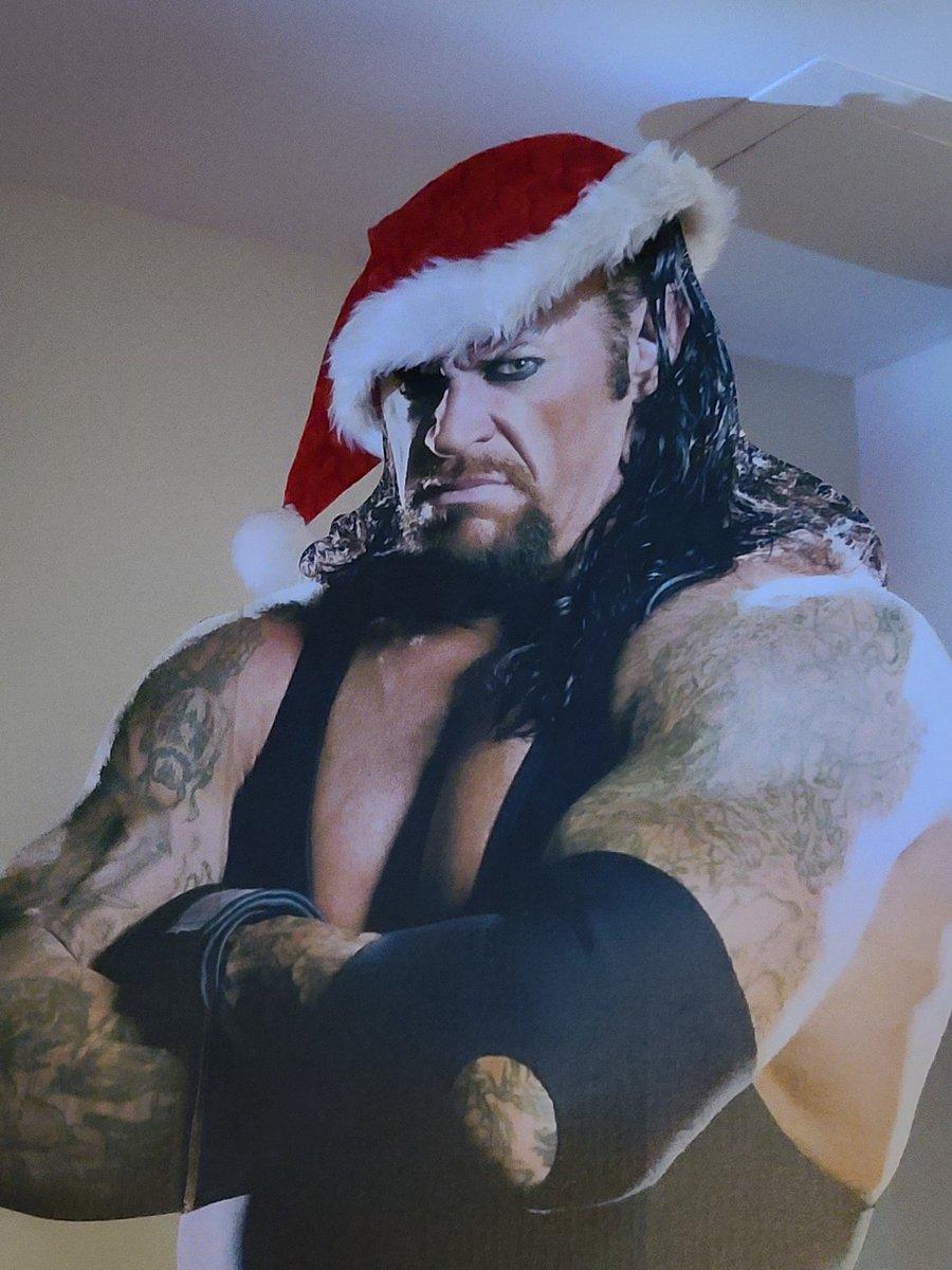 Is this acceptable? @undertaker @McCoolMichelleL @WWEonFOX @WWE #Undertaker30 #WWERaw #SmackDown #WWEThunderDome