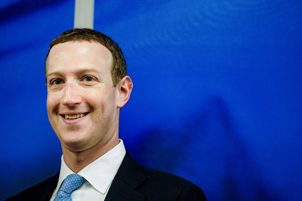 #Facebook stops recommending new groups ahead of U.S. election, limits QAnon content. (CNBC) #SocialMedia #Election2020 #Politics