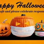 Image for the Tweet beginning: HAPPY HALLOWEEN!  We hope you have