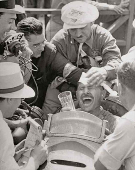 Born in Shelbyville, IN this day 1902 - Wilbur Shaw. 3X #Indianapolis500 winner and facilitator of the Greatest Racetrack Purchase in History in 1945. Saved The World's Greatest Race Course @IMS. #Indy500 #Hoosier https://t.co/TvfC9i0AFS