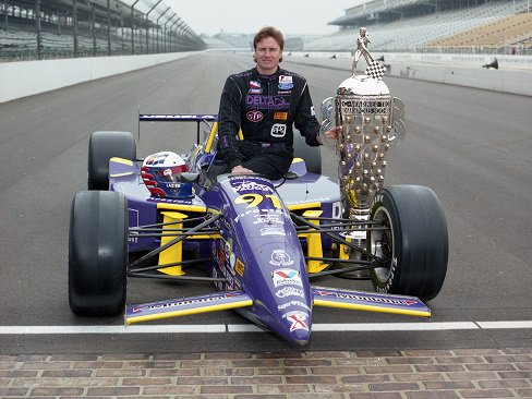 Born on Halloween🎃1967 in Vail, CO🏂- Buddy Lazier. 1996 #Indianapolis500 Winner🏁, 2000 #Indycar Champion🏆. 20 #Indy500 starts @IMS. https://t.co/sh0udL4GVE
