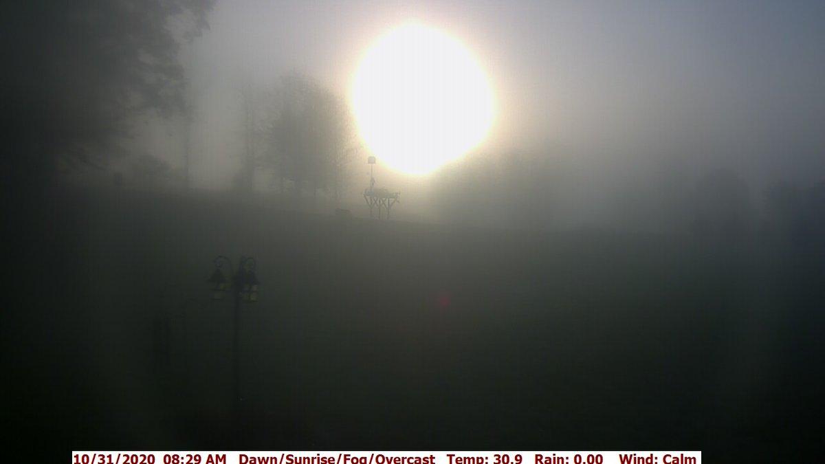 10/31/2020 08:30 AM: Fog Temp: 30 Pressure: 1030.9 Winds: 0.0  Rain: 0.000  Last 24 hr rain: 0.06  Freeze Watch  for Whitley County, Kentucky #weather #kywx https://t.co/X1gHStgBCQ https://t.co/ZUSMsjTNt9