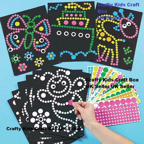 Dotty #Stickers #Art Kit Children Creative Fun Kids #Activity Boys/ Girls 🌈#Crafts  https://t.co/MMVQM9ilYk  #Devon  #Exeter #Hull #Wales #Sussex #Surrey #Essex #Lincoln #Norfolk #Antrim #Cornwall #Guildford #Bizitalk #Birmingham #Kent #Derby #London #Coventry #Leeds #Antrim https://t.co/IDOU8IhEHC