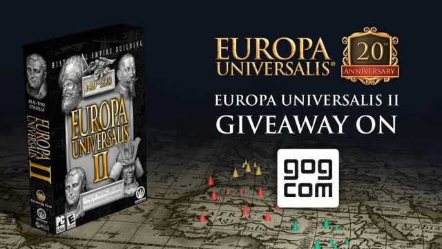 🔥GOG offers away free copies of Europa Universalis 2 to have a good time the sequence' 20th anniversary 👉https://t.co/10QQK05tZc #news #tech #computer #game #live #gaming #news #freebie #gaming #gog https://t.co/noWuYn2lYZ