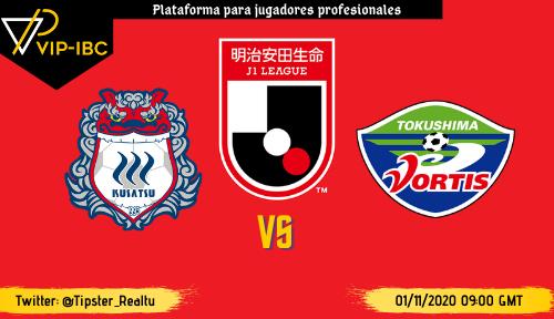 Mañana viajarás a #Japón para disfrutar del partido entre #ZasupaKusatsu y #TokushinaVorotisu, si quieres saber todos los detalles de este encuentro lee el #TipGratis de @Tipster_Realtu en https://t.co/G9VdG3xyt3  #J2League #fútbol #Matcday #bettingpicks https://t.co/R9Sl7SaQdl