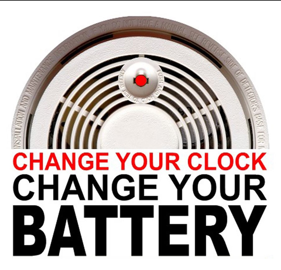Do we really need an extra hour of 2020? That's debatable. What's not debatable is your need to change the batteries in your smoke detectors this weekend. Do it! It could save your life! Change your clock, change your batteries! #iaff #memphis https://t.co/v9dWPByCiE