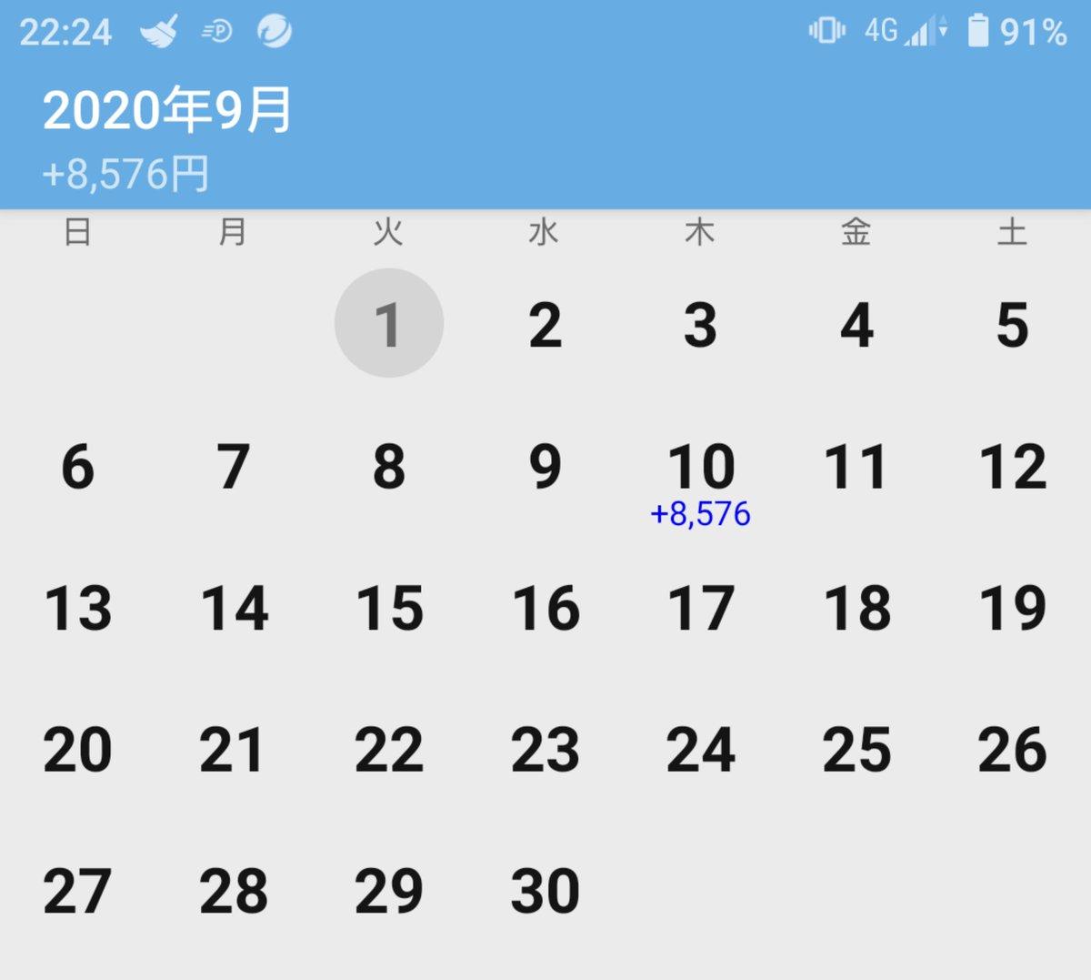 9月 10月 総合収支※皆さんご存知、パチンコ、パチスロは仮想通貨 円(まどか)を使用する遊技です1.2枚目 エナ3枚目 ディスクアップ-40210円(まどか)\(^o^)/ナンテコッタ!サボりすぎぃ!私はゴミです🙇♂果たして11月はまともに稼働するのでしょうか?それは私にも分からない←おい