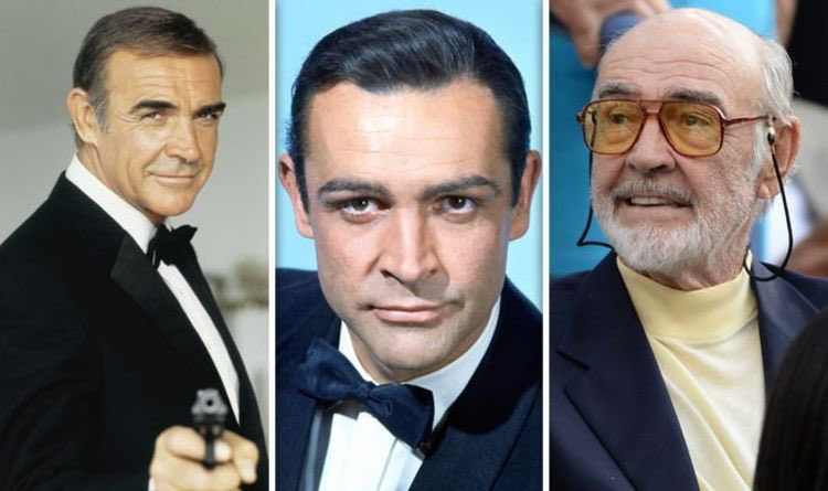 RIP Sean Connery! A legend transcended. #SeanConnery