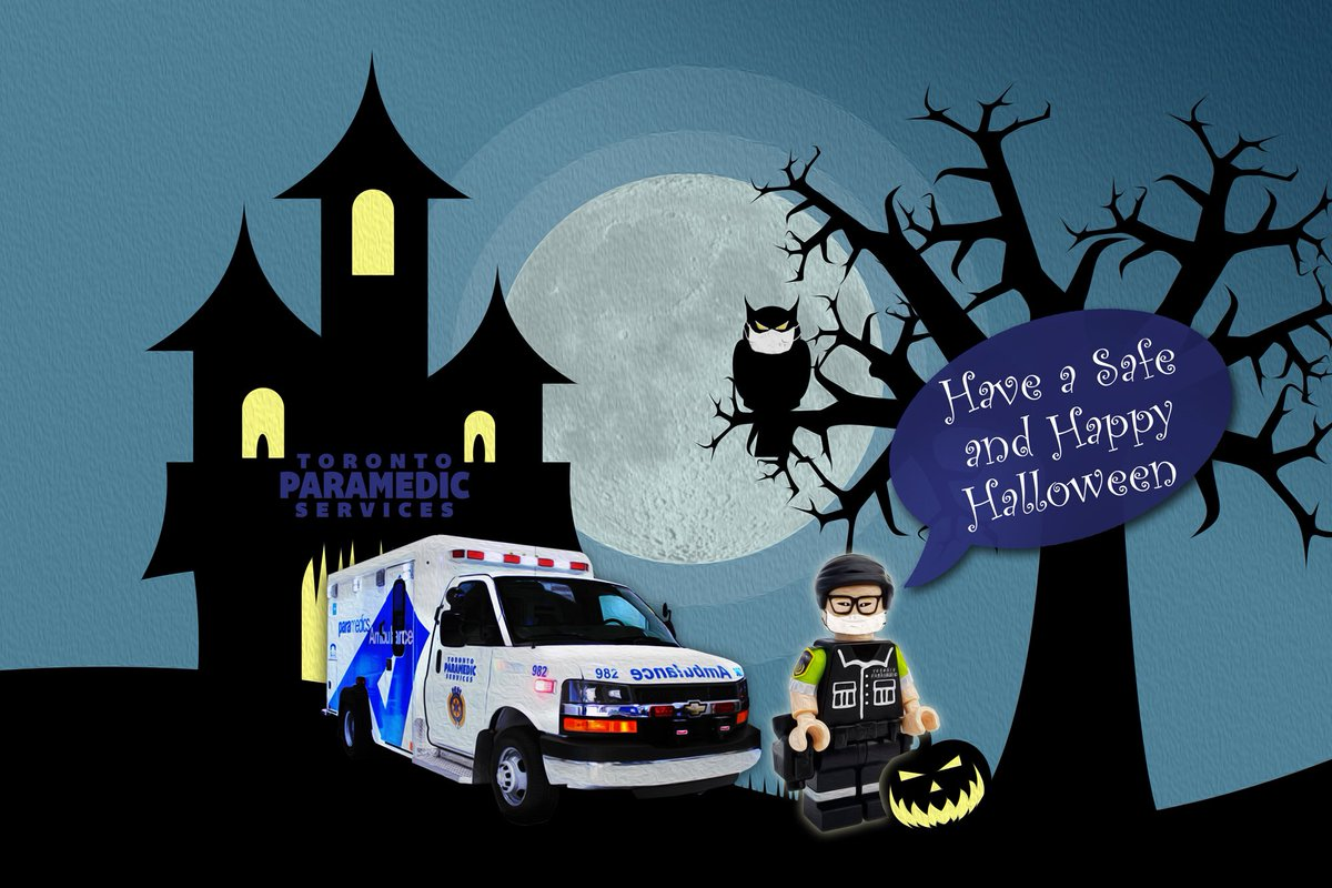 Happy Halloween 🎃 Have fun, and celebrate safely with these tips from @cityoftoronto :toronto.ca/home/covid-19/…