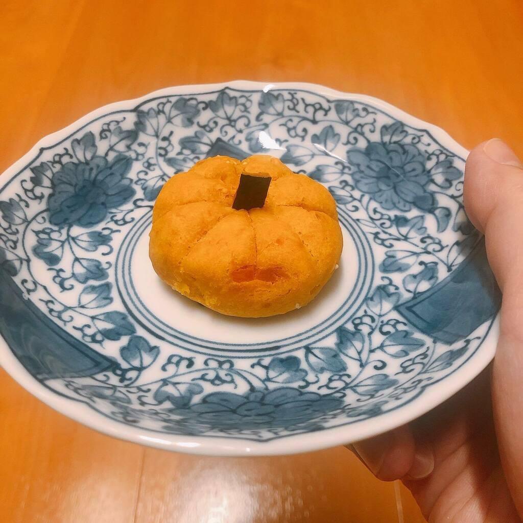 材料3つで #かぼちゃのスコーン参考レシピ: