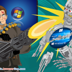 Image for the Tweet beginning: Why didn't The Terminator upgrade