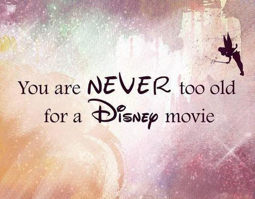 You are NEVER too old for a Disney movie after a day of #forest fun! #Disney https://t.co/gPdiRE4gwZ