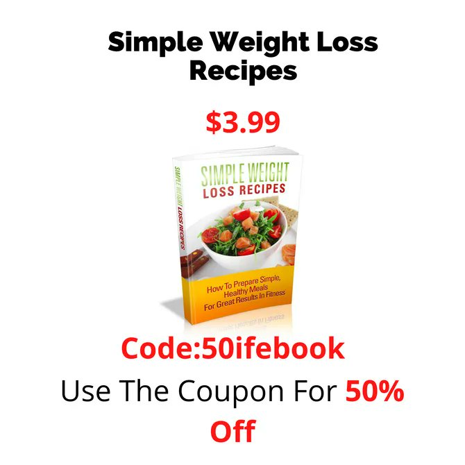 Download Simple Weight Loss Recipes E Book Here's the link   @Sean Connery @Happy Halloween @Bond @Rest In Peace #VoteBlueToEndTheNightmare #Worlds2020 @RIP 007 @The Hunt for Red October #SaturdayMorning @RIP Sir Sean
