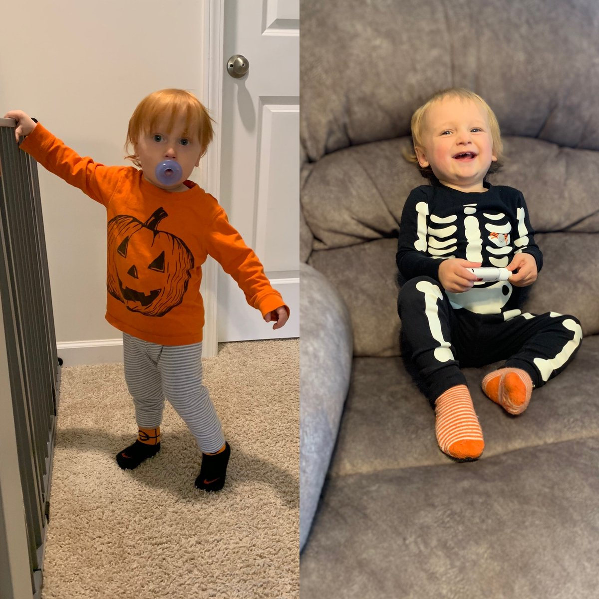 "One of our couples thought they might never have children. We were honored to be able to help them achieve pregnancy, resulting in the ""treats"" who are now their twin boys!  Happy Halloween from your friends at Southeastern Fertility! #Halloween2020 #infertility #ivf #ttc https://t.co/aj2uONRpSI"