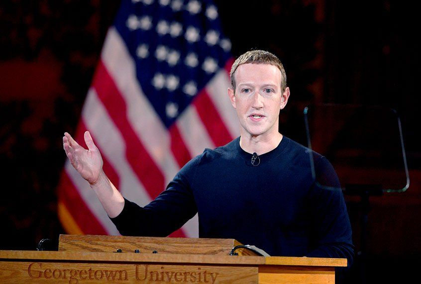#Facebook under fire for boosting right-wing news sources and throttling progressive alternatives. (Salon) #SocialMedia #Election2020