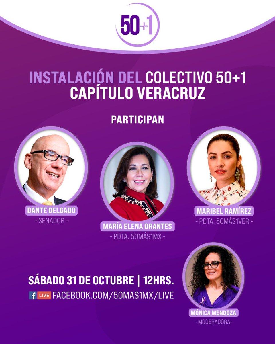 Hoy los invitamos al lanzamiento del capítulo Veracruz. https://t.co/Udv7mSczSk