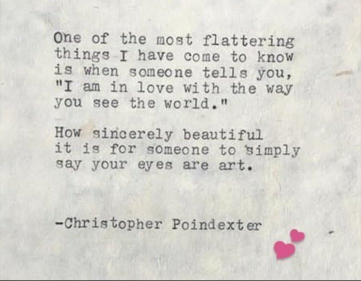 Your eyes are art. #perspective 🎥💙