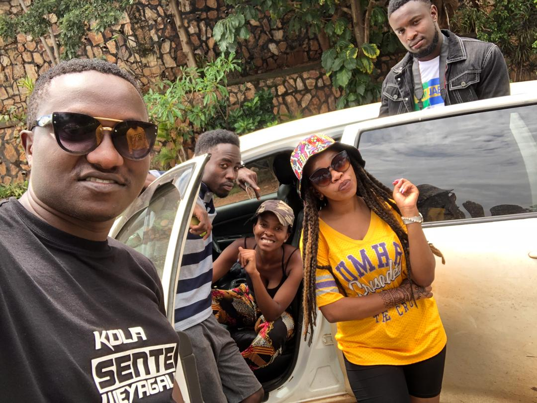 Kasese town representing @AlproTours in the #LetsGetWild trip ! #TulambuleUganda