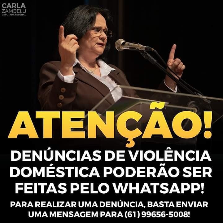 Salva aí mulherada!!! (61) 996565008 Parabéns!! @damaresalvesoficial1  #violenciadomestica #basta #cadeianeles https://t.co/1cfVaokAdI