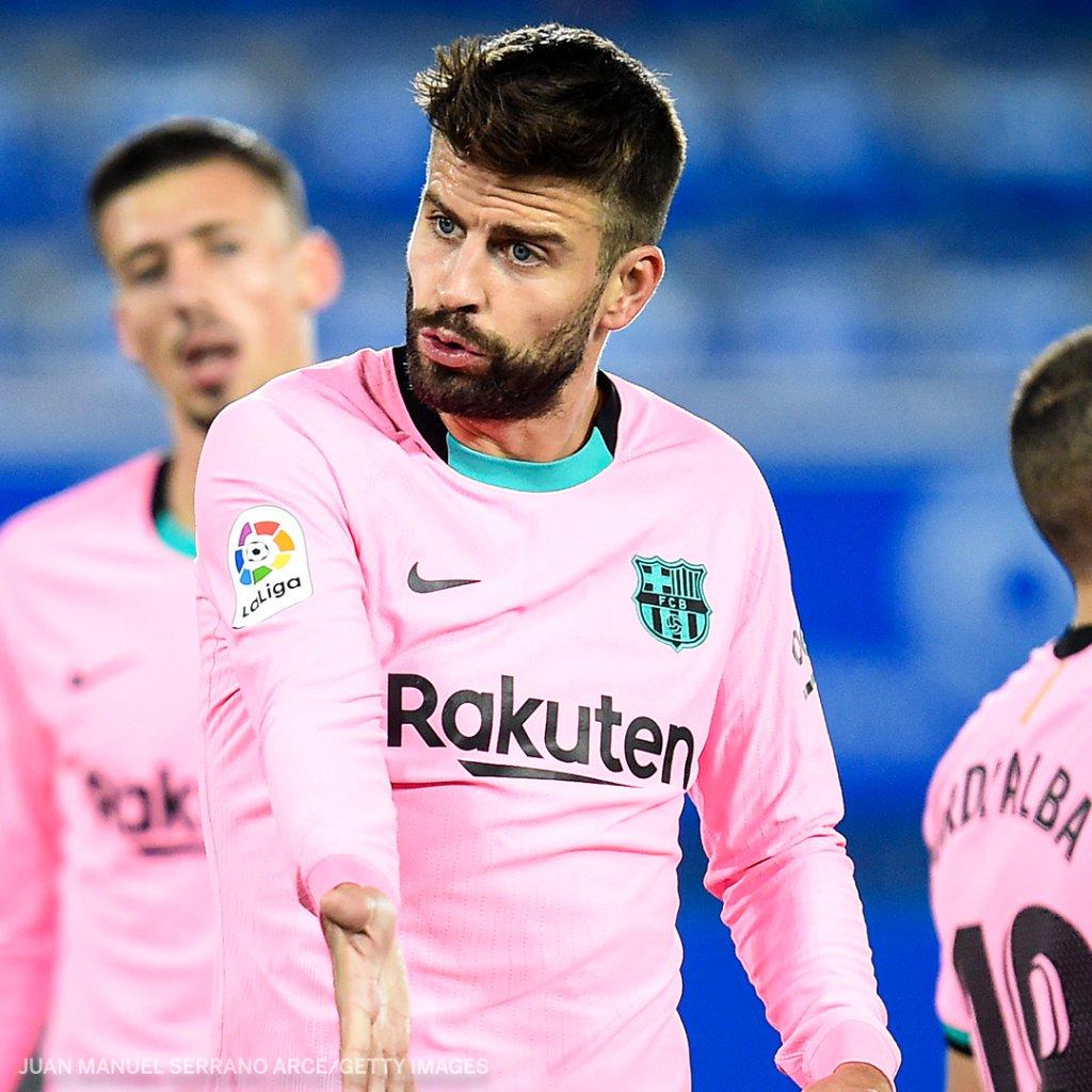 31' - Alaves 1-0 Barcelona  😳😳 https://t.co/EuABNnftvh
