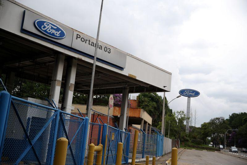 #Ford vende atribulada fábrica en #Brasil  Vía @ReutersLatam https://t.co/YDwCEpdmvq https://t.co/MeyU2uONn7