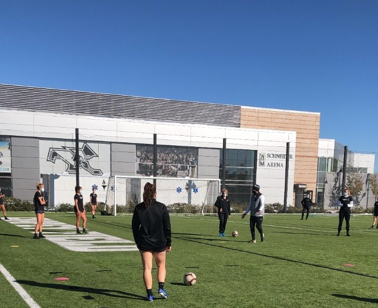 We GrOw every day to develop as a student-athlete, teammate and person. #WEnotME #Process #Family #Soccer #NCAA #BigEast #GoFriars #Friartown https://t.co/ducsC4oNRG