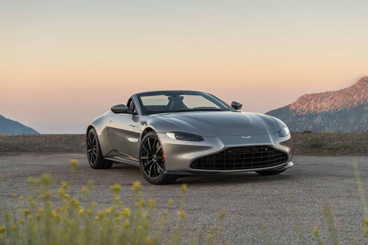 Aston Martin On Twitter Read In A Scenic Test Drive We Put The New Vantage Roadster Through Its Paces On Rugged Welsh Mountain Roads To Highlight Its Outstanding Features Https T Co I9varf1ufi Subscribe To