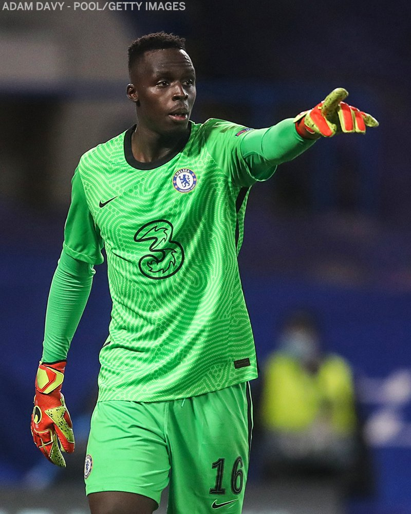 Edouard Mendy is the first Chelsea goalkeeper to keep a clean sheet in their first three PL games since Petr Cech in 2004. https://t.co/VdYPyBypHf