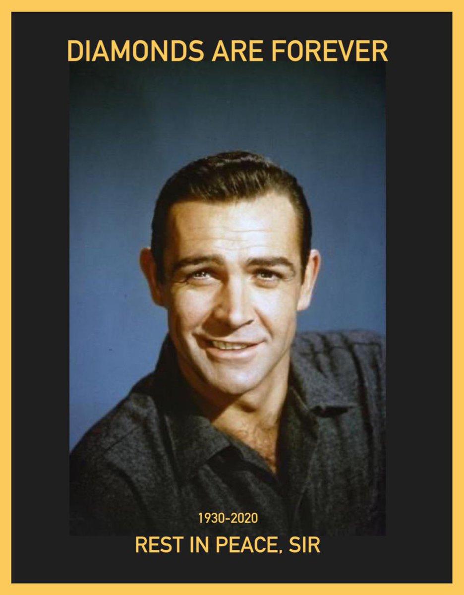 RIP Legend. #SeanConnery