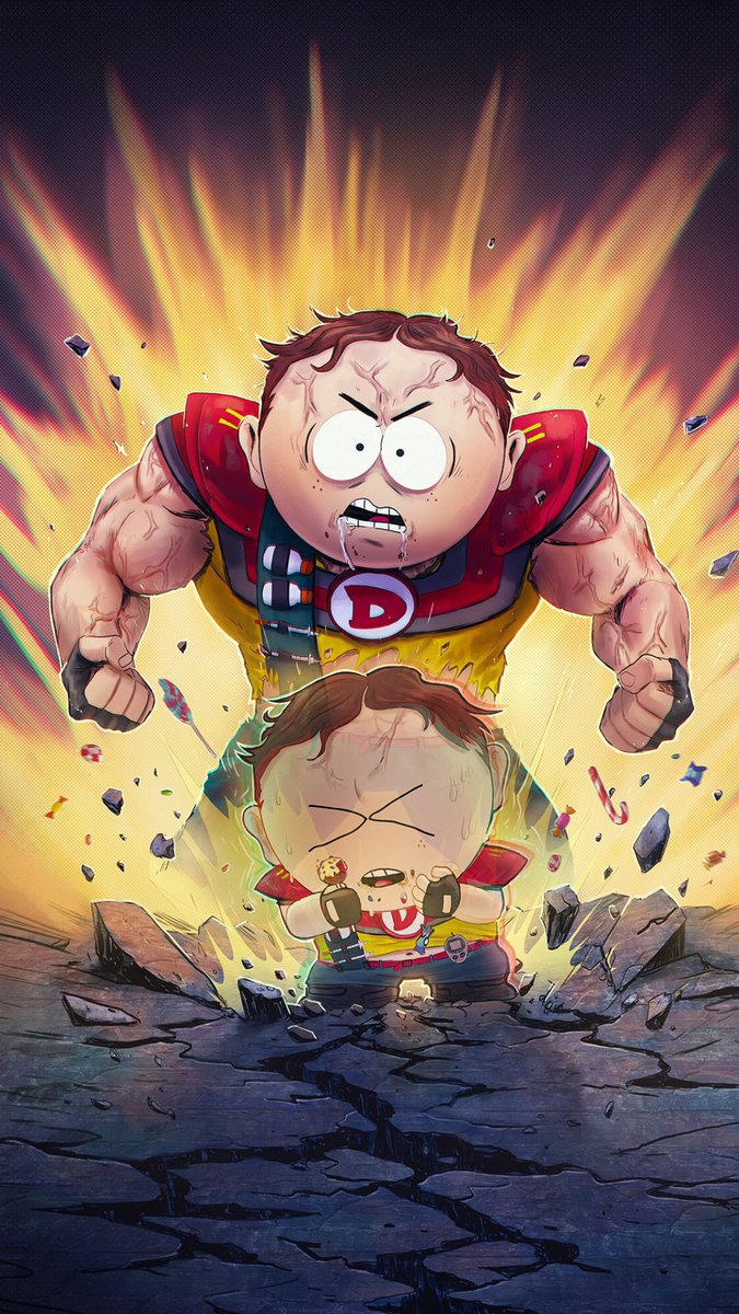 South Parq On Twitter Professor Chaos General Disarray Doctor Timmy And Captain Diabetes Wallpapers From Southparkphone