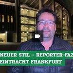 Image for the Tweet beginning: 1:1 bei Eintracht #Frankfurt, Punkt