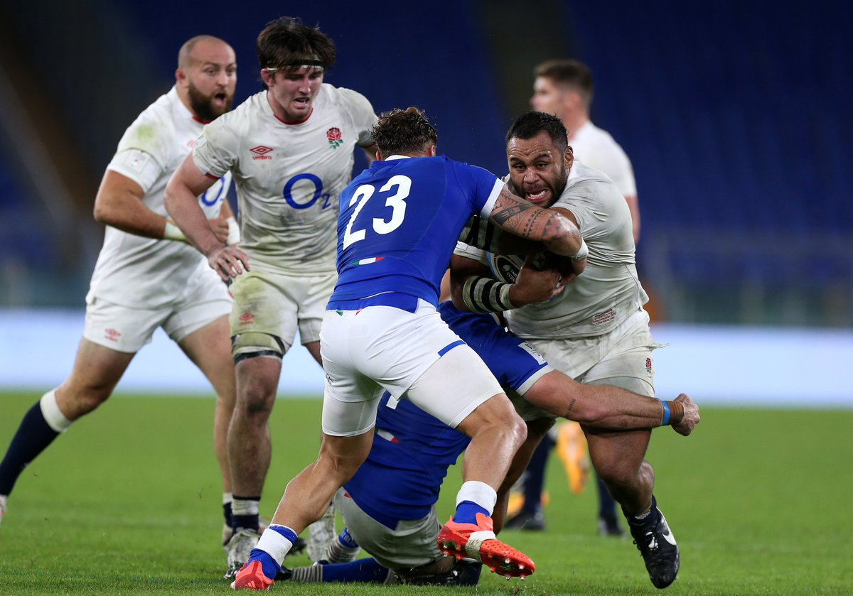 test Twitter Media - Thank you @Federugby for hosting us, it was great to get back out on the pitch after such a long wait 👊  And to the fans, thank you for your support 🌹  #ITAvENG #GuinnessSixNations https://t.co/MlehU6HKtx