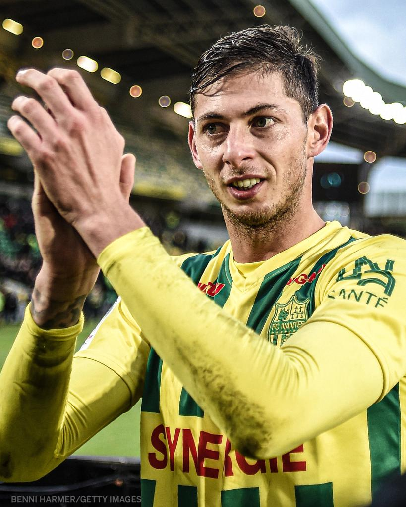 Remembering Emiliano Sala on what would have been his 30th birthday 💛 https://t.co/HrAYdMXsdP
