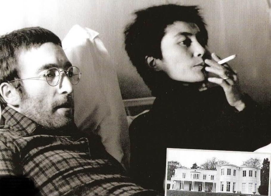 Yoko, meanwhile I buy the White House. —John Lennon  #JohnLennon  #WhiteHouse https://t.co/RMseyraiL6