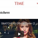 """If you're looking for a freaky fun film for tonight, check out @snatchersmovie on @hbomax . @TIME put it on their list of """"21 Underrated Horror Movies You Probably Haven't Seen and Can Stream Right Now"""""""