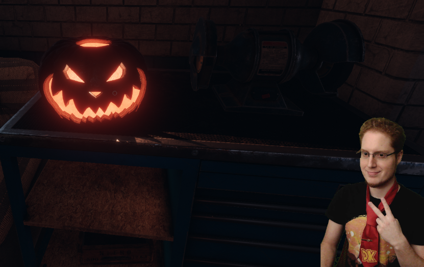 DKwill - Happy Halloween! Time for a spooky Phasmophobia stream with the Ghost Hunting Crew!
