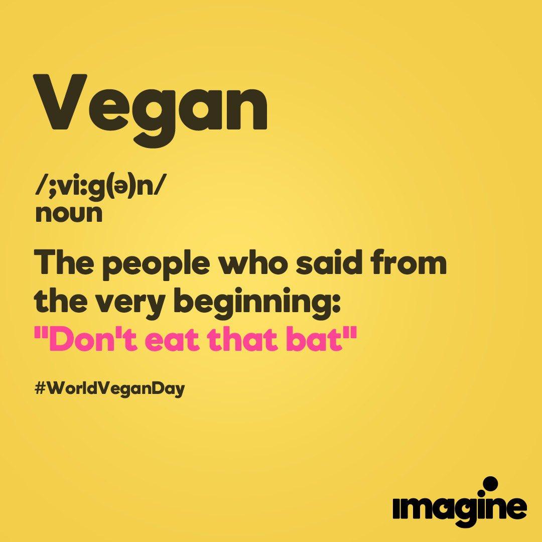 TRUTH BE TOLD   #worldveganday #vegan #imaginemeats @imaginemeats