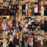 Image for the Tweet beginning: Hoy Solemnidad de Todos los