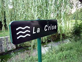 Rivière La Crise
