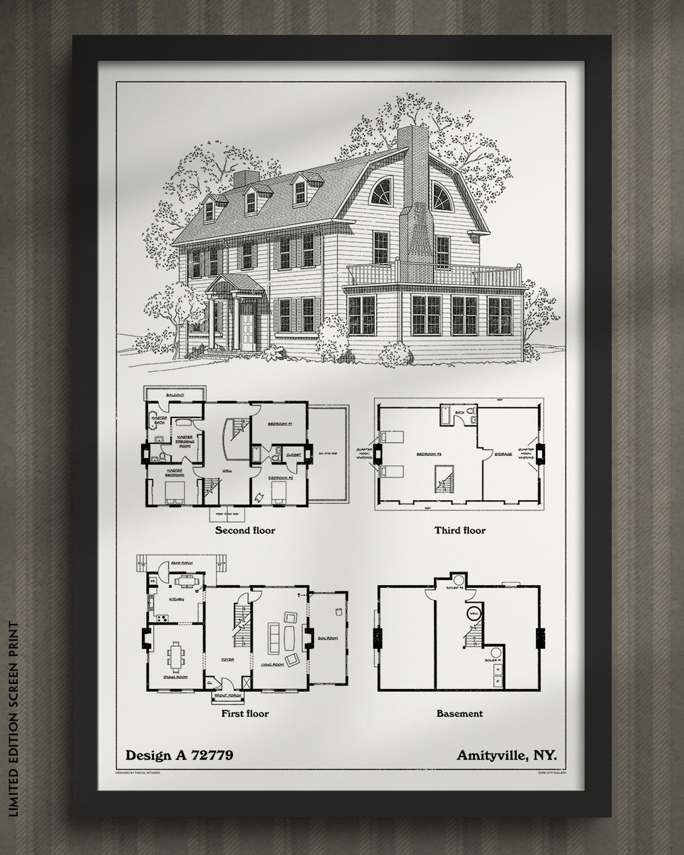 Pascal Witaszek On Twitter The Amityville Horror Home Sweet Home Design A 72779 Buy On Darkcitygallery Homesweethome Darkcitygallery Whiteduckeditions Theamityvillehorror Amityville Amityvillelamaisondudiable Screenprints Movieposter
