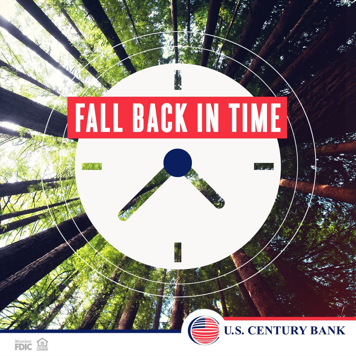 Times are changing, Daylight Savings is here!  Call or visit us at  |  305.715.5200 #daylightsavings #socialdistancing #bankwisely#uscb #southflorida #itsthepeoplethatmakeus #onlinebanking #bankfromhome #financialfreedom #stayconnected #november2020