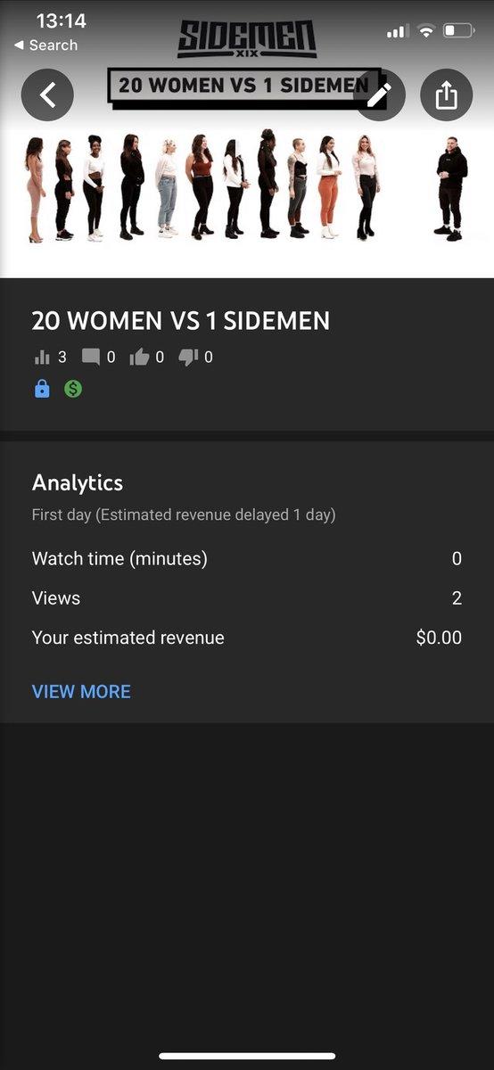 We got a BIG @Sidemen Sunday video today 😈