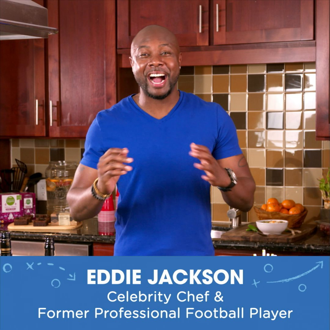 Get ready for the two-point conversion and join the huddle as @EddieJackson breaks down his Vanilla Bean Beer Float recipe! 🏈👉