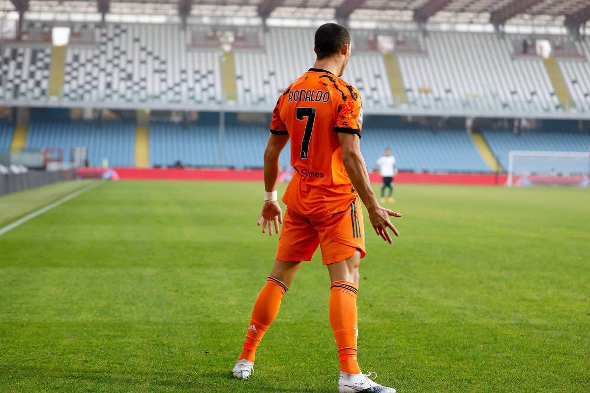 Striker Andalan Juventus Comeback, Ronaldo Rebut 2 Gol Dari Spezia