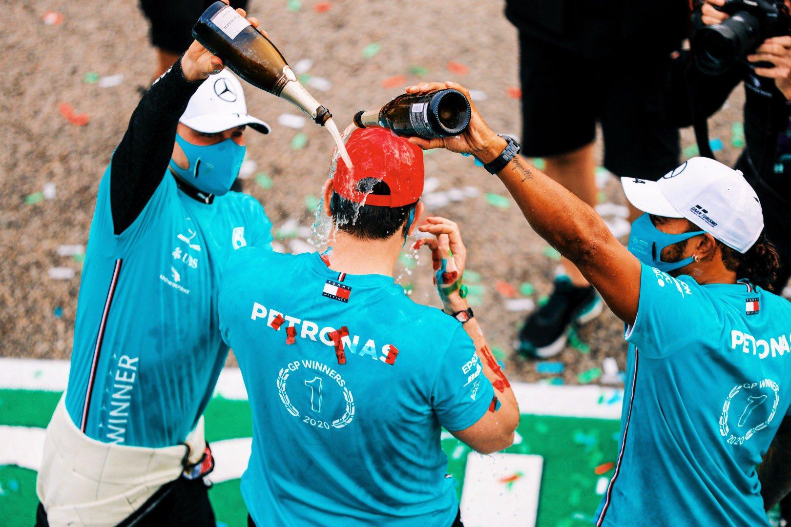 Wolff resta team principal: no al Verstappen-Hamilton