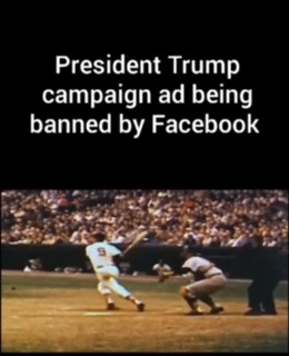 Replying to @kilmeade: One of best political ads I have seen!! @realDonaldTrump